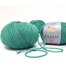 Gazzal Silk & Cashmere