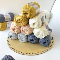 Novita Wool Cotton