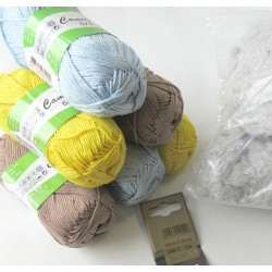 Madame Tricote Camilla 6/4