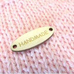 """Koka birka """"Handmade"""", 5gab."""