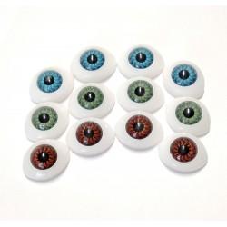 Līmējamas rotaļlietu acis,...