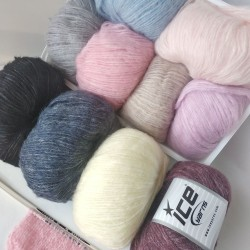 Ice Yarns Alpaca Softair
