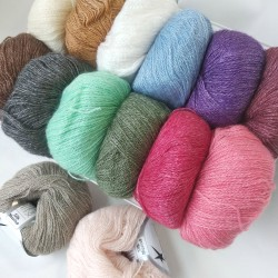 Ice Yarns Silk Merino